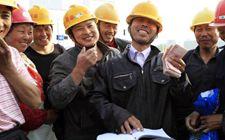 五部门联合发布农民工工资保证金制度意见 进一步解决欠薪现象