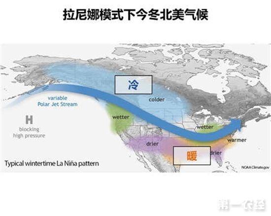 2018年春季或将形成一次弱拉尼娜事件 对我国气候会有何影响?