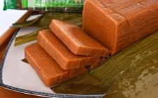 贵州遵义汉族传统名优小吃:贵州黄粑