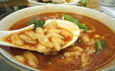 陕西著名传统面食小吃:拨鱼儿