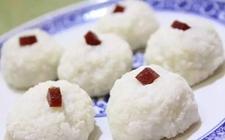 北京风味小吃:艾窝窝