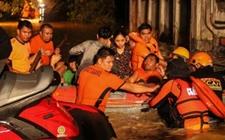 "<b>菲律宾遭热带风暴""天秤""袭击 已致200人死亡70余人失踪</b>"
