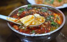 四川乐山特色风味小吃:乐山豆腐脑