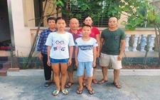 孙文海:家庭和美勤创业 团结互助共致富