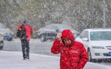 华北地区冬天的雪越下越少 这是为何?