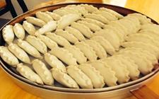安徽东至传统小吃:东至米饺