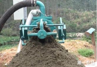 畜禽粪污机械化处理的方式