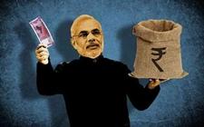 印度财政赤字陷入25年来最危险境地