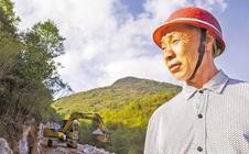 重庆林荣成:历经艰辛借钱修路 带领村民走向致富路
