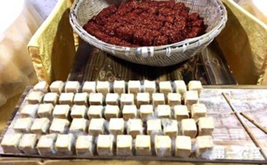 四川什邡市首届红白红豆腐文化体验节正式拉开帷幕