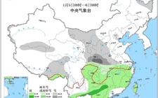 湖北湖南等地迎来冻雨天气 南方将有较强降水过程