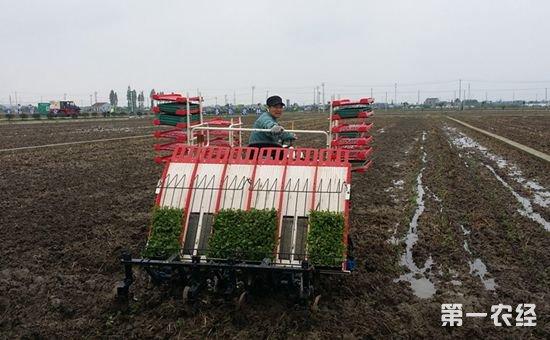 """山西省2017年大力推进""""1+6""""主要农作物全程机械化生产"""