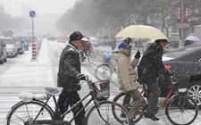 江苏雨雪降温天气影响农业生产 各级农业部门迅速采取防御措施
