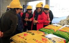 河南农资经销商组团参观云天化股份化肥生产基地