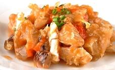 浙江舟山特色传统小吃:蟹糊