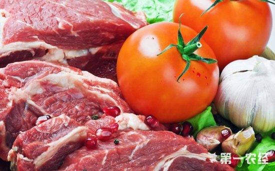 北京水屯市场菜肉价格行情走势分析