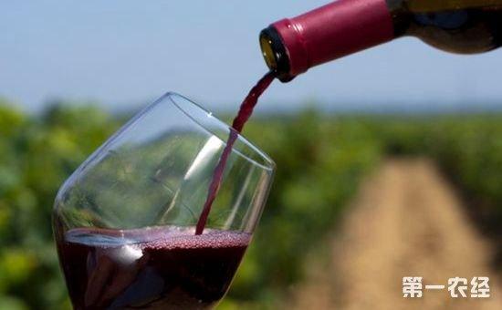 为什么喝红葡萄酒后舌头、嘴唇会发黑?