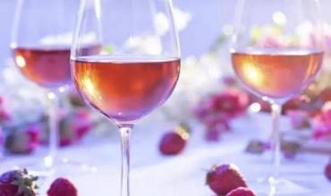桃红葡萄酒对人体的五大功效