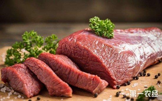 2018年1月16日全国牛肉价格行情表