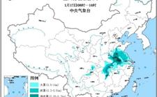 中央气象台发布大雾黄色预警 北方地区气温波动较大