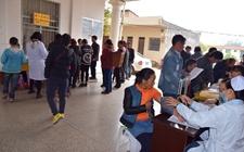 甘肃:完善医保筑牢贫困人口医疗保障网底