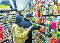 云城区春节前抽检应节食品 保障群众节日食品安全