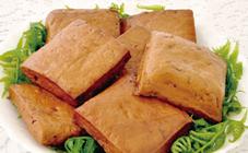 重庆武隆特色小吃:羊角豆干