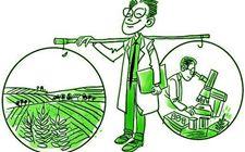 <b>我国农业科技已取得阶段性成效 农业科技进步贡献率已超过56%</b>