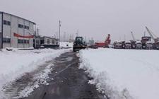 滁州:开启新一轮雨雪冰冻天气 提前部署积极应对冰雪灾害