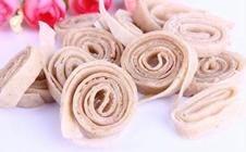 湖北荆州特产:松滋荞麦豆皮