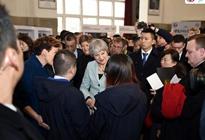 英国首相访华成果喜人 中英将签90亿英镑大单