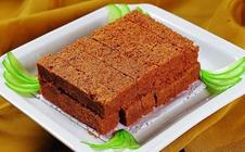 河南安阳地方传统名特产:花生糕