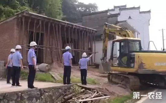注意了,农村这6个地方盖房会被强拆!