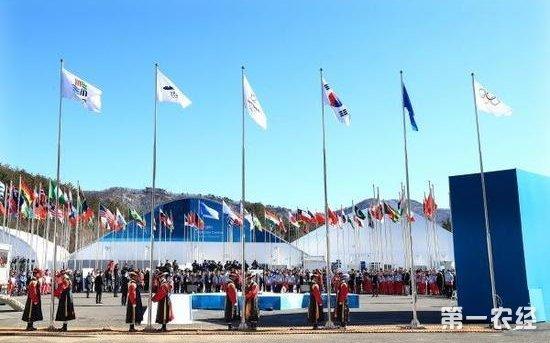 平昌冬奥运开幕在即 因食物中毒已隔离1200人