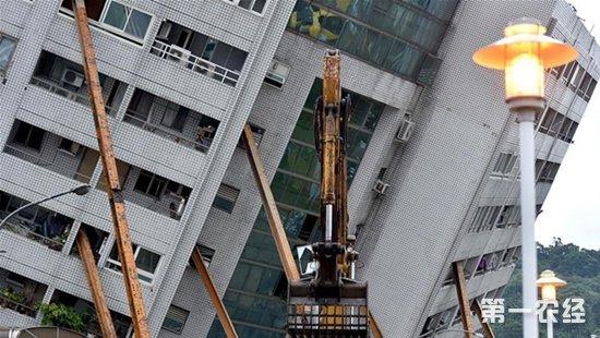 台湾花莲地震死亡人数上升到7个 遇难者包括一名大陆游客