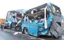 印度尼西亚发生大巴侧翻致27人丧生重大事故