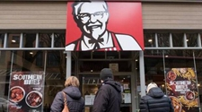英国肯德基鸡肉供应出现问题超700家店被迫暂时停业