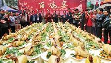 容县黎村镇养鸡产值过亿元!办百鸡宴 养鸡好吃鸡更好