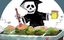 美国每年食物中毒比例比英国高近10倍