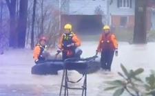 美国南部及中部强风暴袭击致2人死亡
