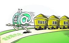 """<b>农村电商让商丘宁陵农产品""""触电联网""""</b>"""