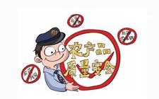 """张桃林:食品安全监管要坚持""""零容忍"""""""
