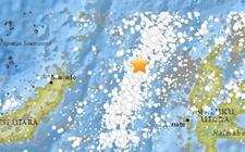 3月6日上午印尼附近海域发生4.6级地震