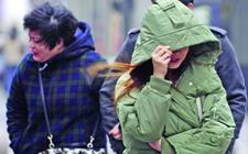 安徽气温骤降!广德宁国两地突降22.1℃