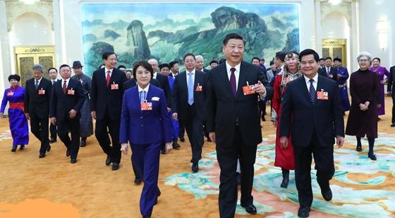 习近平总书记为何参选内蒙古人大代表?