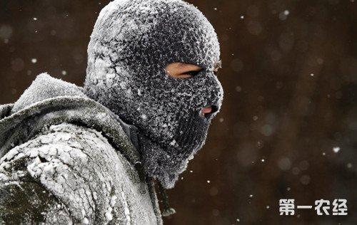 美国21个州发布冬季风暴预警 预计将影响4500万民众