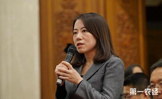 全国政协委员陈晓华:乡村振兴关键在人