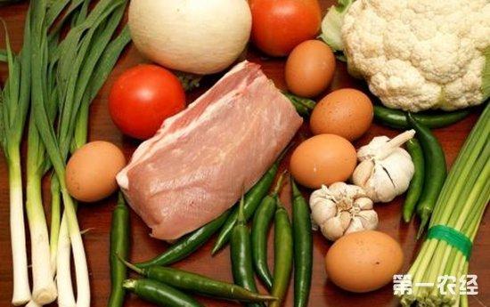 河南郑州:肉类价格基本稳定 蛋类蔬菜价格回落