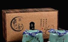 径山茶春茶开采在即 将首次采用瓷罐包装