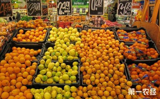 秘鲁桔子及其杂交种出口量创新纪录  对华出口量增幅最高
